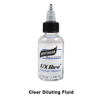 Graftobian F/X Aire Airbrush Makeup - Clear Diluting Fluid (28000) | Camera Ready Cosmetics - 9