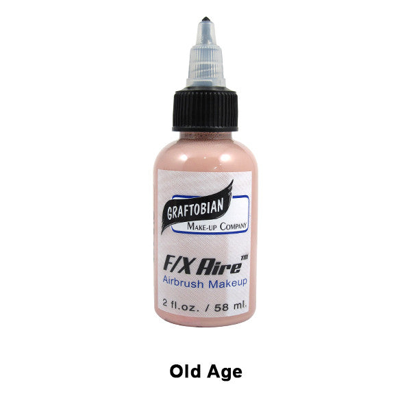 Graftobian F/X Aire Airbrush Makeup - Old Age (28119) | Camera Ready Cosmetics - 31