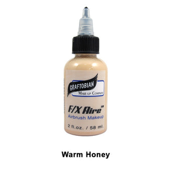 Graftobian F/X Aire Airbrush Makeup - Warm Honey (28174) | Camera Ready Cosmetics - 44