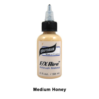 Graftobian F/X Aire Airbrush Makeup - Medium Honey (28178) | Camera Ready Cosmetics - 25