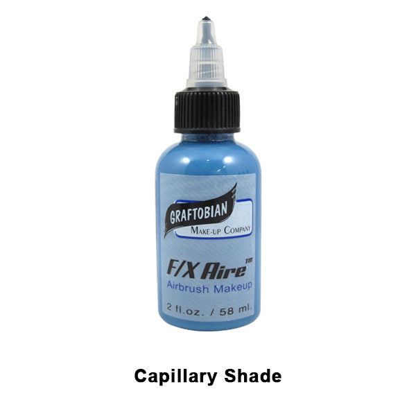 Graftobian F/X Aire Airbrush Makeup - Capillary Shadow (28155) | Camera Ready Cosmetics - 8