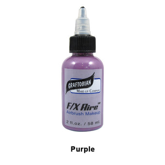 alt Graftobian F/X Aire Airbrush Makeup Purple (28011)