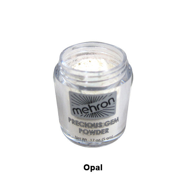 Mehron Celebre Precious Gem Powder - Opal (203-OP) | Camera Ready Cosmetics - 13