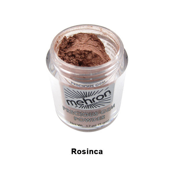 Mehron Celebre Precious Gem Powder - Rosinca (203-RS) | Camera Ready Cosmetics - 16