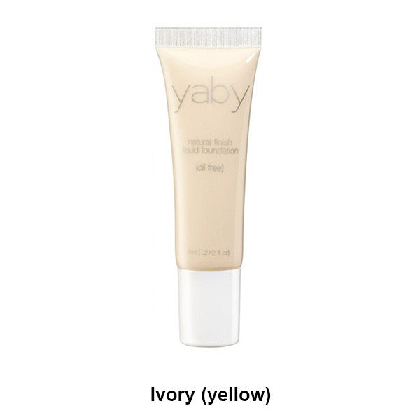 Yaby Liquid Foundation - Ivory (yellow) | Camera Ready Cosmetics - 16