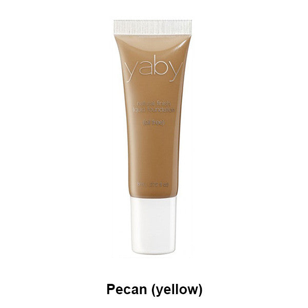 Yaby Liquid Foundation - Pecan (yellow) | Camera Ready Cosmetics - 19