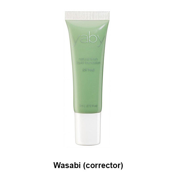 Yaby Liquid Foundation - Wasabi (corrector) | Camera Ready Cosmetics - 22