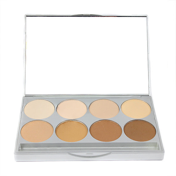alt Graftobian HD Pro Powder Palette Neutral (30231)