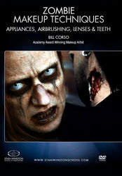 alt Zombie Makeup - Appliances, Airbrushing, Lenses & Teeth