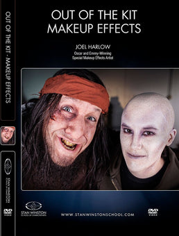 alt Stan Winston Studios | Out of the Kit Makeup Effects