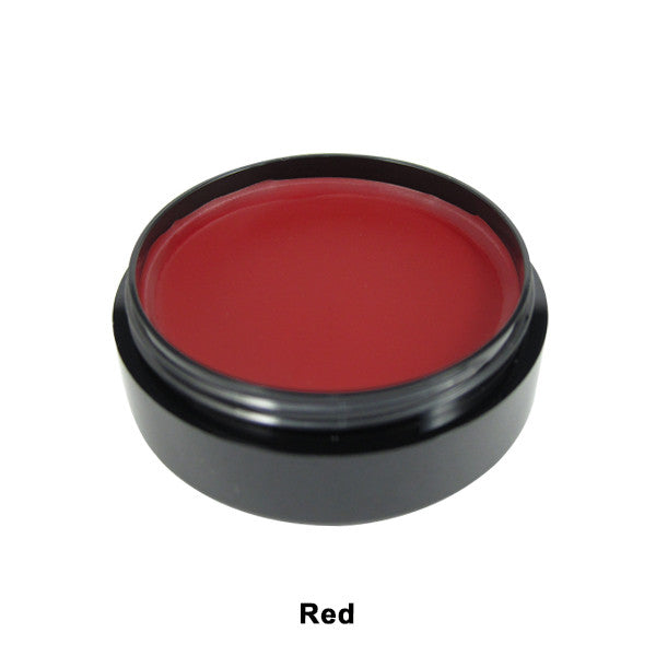 Mehron Mask Cover - Red (102M-R) | Camera Ready Cosmetics - 10