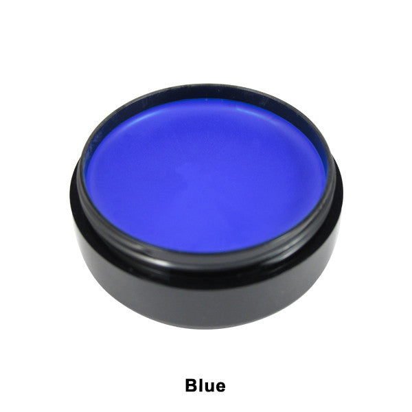 Mehron Mask Cover - Blue (102M-BL) | Camera Ready Cosmetics - 4