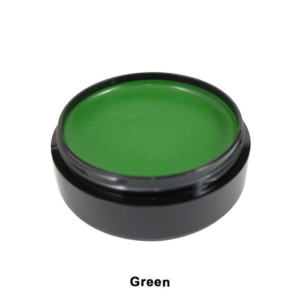 Mehron Mask Cover - Green (102M-G) | Camera Ready Cosmetics - 7