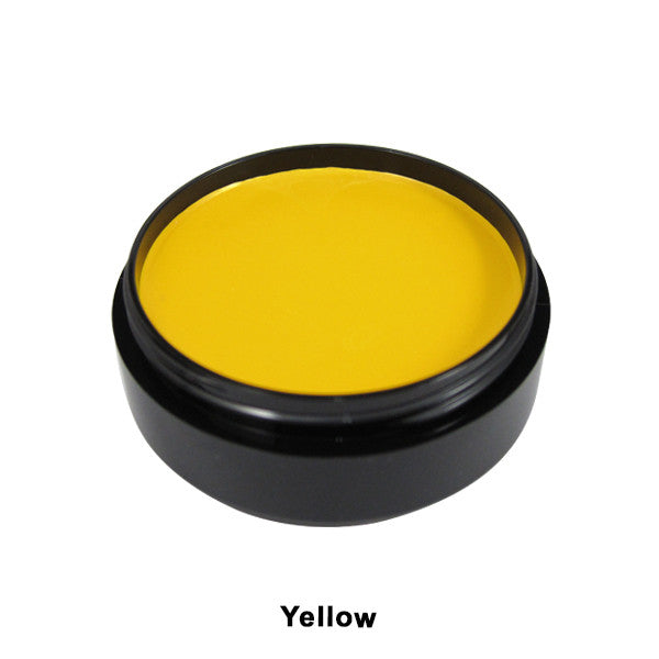 Mehron Mask Cover - Yellow (102M-Y) | Camera Ready Cosmetics - 13