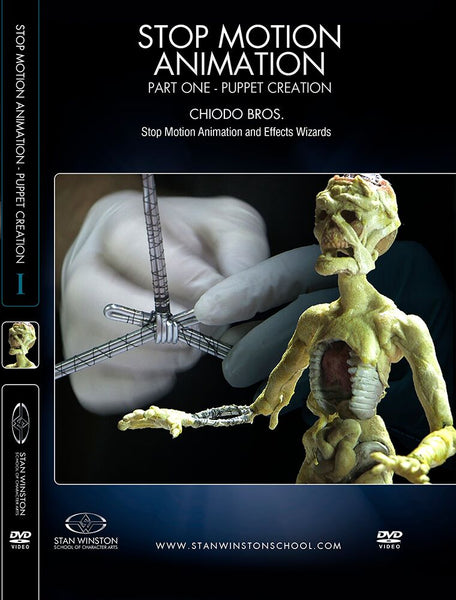 alt Stan Winston Studios | Stop Motion Animation Part 1 - Puppet Creation