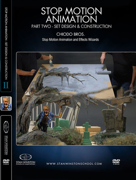 alt Stan Winston Studios | Stop Motion Animation Part 2 - Set Design & Construction