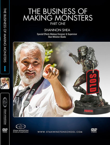 alt Stan Winston Studios | The Business of Making Monsters Part 1
