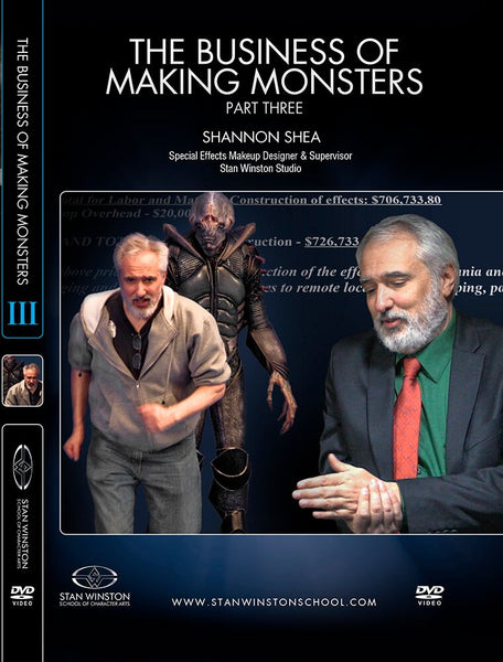 alt Stan Winston Studios | The Business of Making Monsters Part 3
