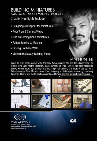 alt Stan Winston Studios | Building Miniatures Small-Scale Model Making