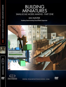 alt Stan Winston Studios | Building Miniatures Small-Scale Model Making Part 1