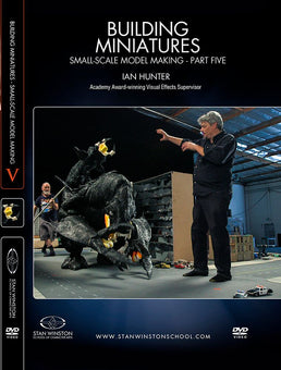 alt Stan Winston Studios | Building Miniatures Small-Scale Model Making Part 5