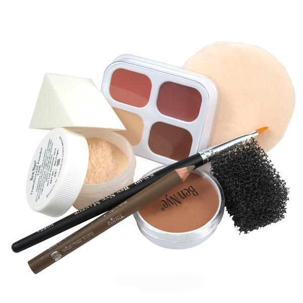 Ben Nye Personal Creme Kit - PK-1 Fair (Light) | Camera Ready Cosmetics - 3