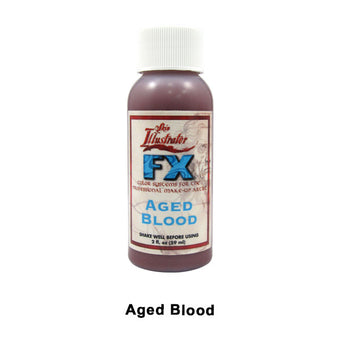 PPI Skin Illustrator - FX Liquid (USA Only) - Aged Blood | Camera Ready Cosmetics - 2