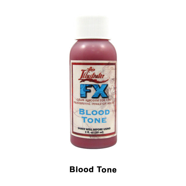 PPI Skin Illustrator - FX Liquid (USA Only) - Blood Tone | Camera Ready Cosmetics - 4