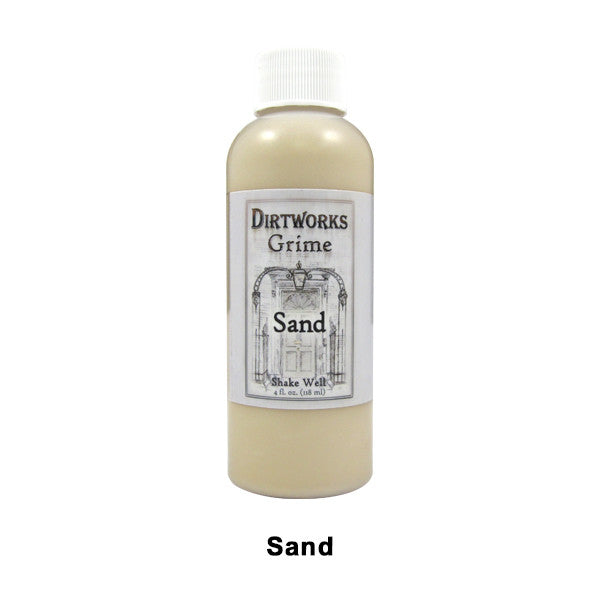 PPI Fleet Street Dirtworks Grime Spray (USA Only) - Sand | Camera Ready Cosmetics - 7