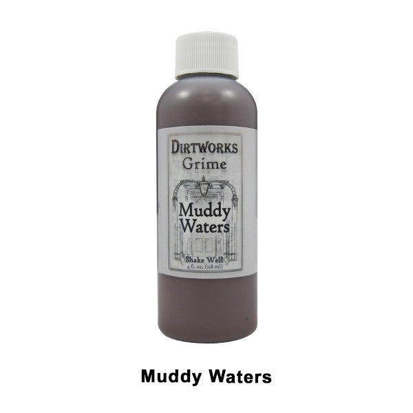 PPI Fleet Street Dirtworks Grime Spray (USA Only) - Muddy Waters | Camera Ready Cosmetics - 4