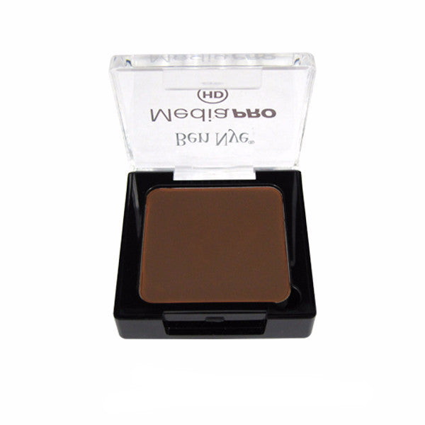 Ben Nye MediaPro Creme Shadow - Rich Brown (MCS-07) | Camera Ready Cosmetics - 7