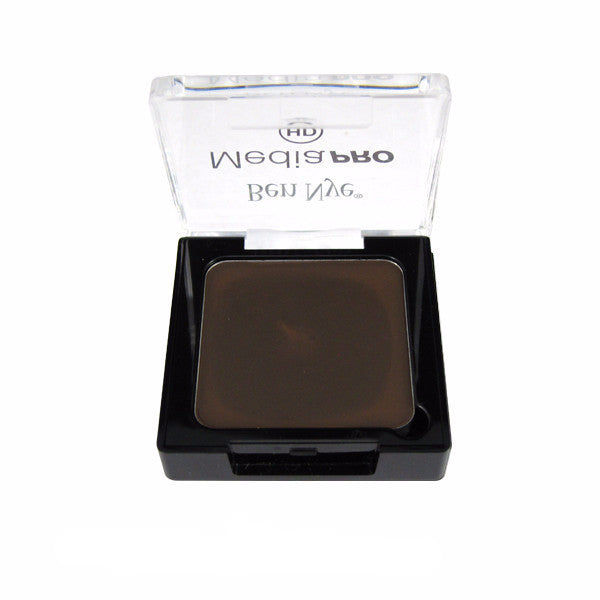 Ben Nye MediaPro Creme Shadow - Midnite (MCS-09) | Camera Ready Cosmetics - 4