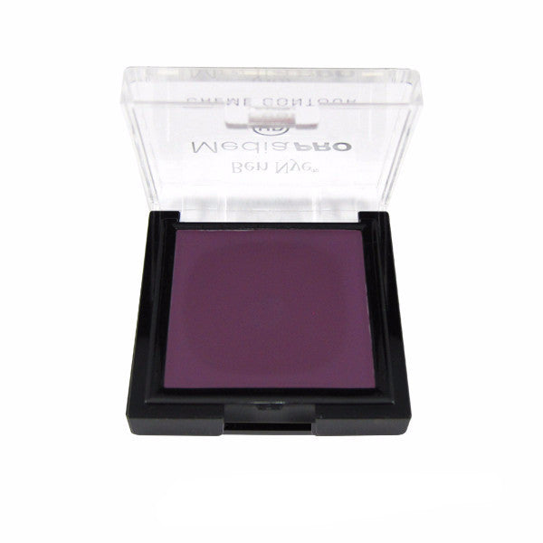 Ben Nye MediaPRO Ultra Blush & Contour Compacts - Purple (MUC-03) | Camera Ready Cosmetics - 7