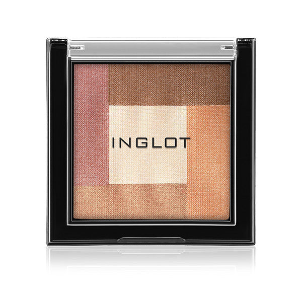Inglot AMC Multicolour System Highlighting Powder FEB -  | Camera Ready Cosmetics - 1