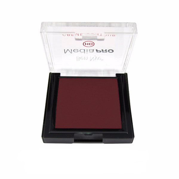 Ben Nye MediaPRO Ultra Blush & Contour Compacts - Tuscan Red (MUC-07) | Camera Ready Cosmetics - 8