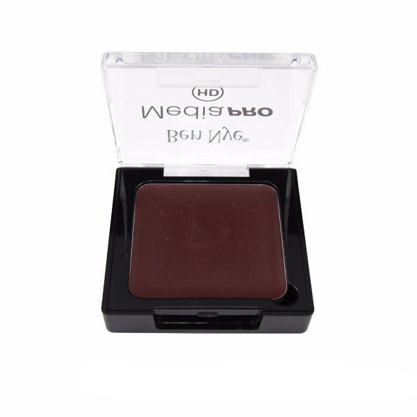 Ben Nye MediaPRO Ultra Blush & Contour Compacts - Dark Burgundy (MUC-09) | Camera Ready Cosmetics - 4