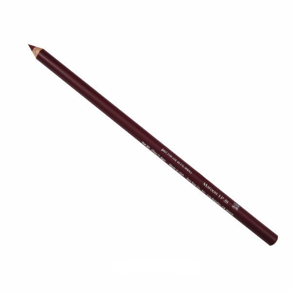 Ben Nye Lip Pencil - Maroon (LP-28) | Camera Ready Cosmetics - 7