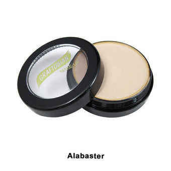 Graftobian Creme Foundation - Theatrical - Alabaster 88121 | Camera Ready Cosmetics - 2