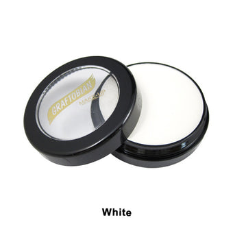 Graftobian Creme Foundation - Theatrical - White 88002 | Camera Ready Cosmetics - 37