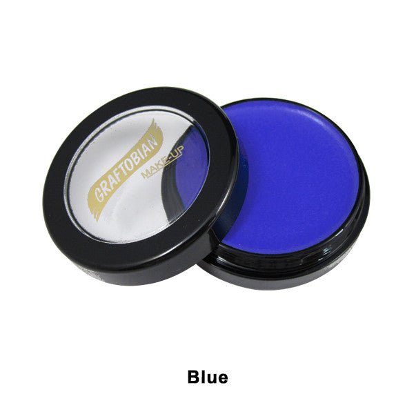 Graftobian Creme Foundation - Theatrical - Blue 88004 | Camera Ready Cosmetics - 9