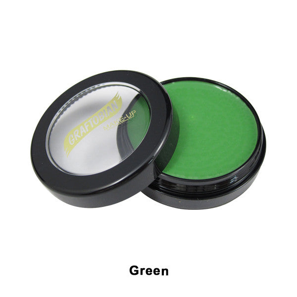 Graftobian Creme Foundation - Theatrical - Green 88006 | Camera Ready Cosmetics - 18