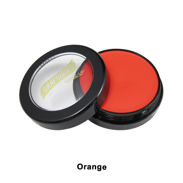 Graftobian Creme Foundation - Theatrical - Orange 88007 | Camera Ready Cosmetics - 28