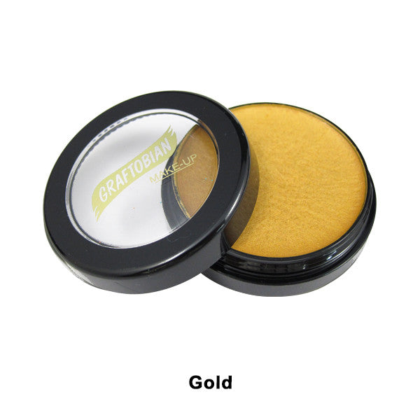 Graftobian Creme Foundation - Theatrical - Gold 88014 | Camera Ready Cosmetics - 17