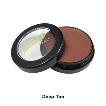 Graftobian Creme Foundation - Theatrical - Deep Tan 88066 | Camera Ready Cosmetics - 11