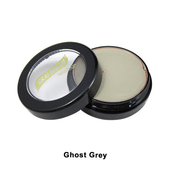 Graftobian Creme Foundation - Theatrical - Ghost Grey 88050 | Camera Ready Cosmetics - 16