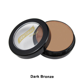 Graftobian Creme Foundation - Theatrical - Dark Bronze 88104 | Camera Ready Cosmetics - 10