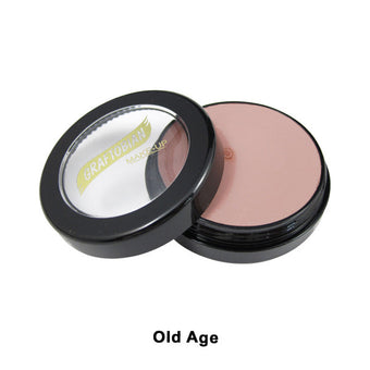 Graftobian Creme Foundation - Theatrical - Old Age 88119 | Camera Ready Cosmetics - 26