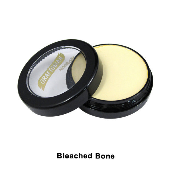 Graftobian Creme Foundation - Theatrical - Bleached Bone 88031 | Camera Ready Cosmetics - 7