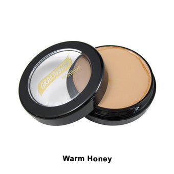 Graftobian Creme Foundation - Theatrical - Warm Honey 88174 | Camera Ready Cosmetics - 34