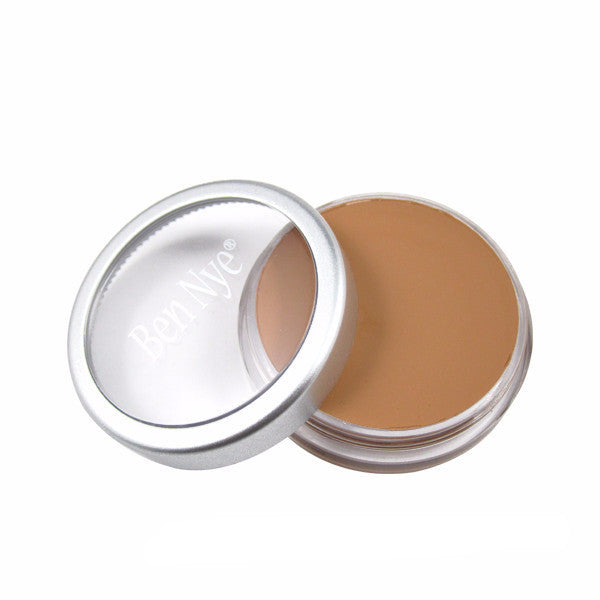 Ben Nye HD Matte Foundation - Golden Spice (MH-08) | Camera Ready Cosmetics - 51